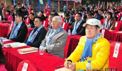 电视剧《亲亲中国爹娘》筹拍在梅州正式启动